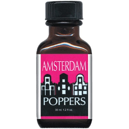 Попперс Amsterdam poppers 24 ml