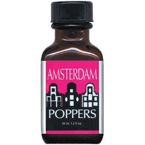 Попперс Amsterdam poppers 24 ml