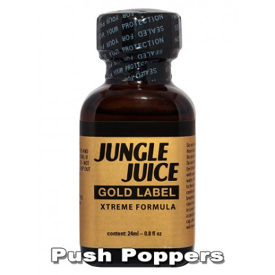Попперс Jungle Juice Gold label 24 ml