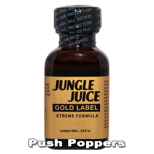Попперс Jungle Juice Gold label 24 ml