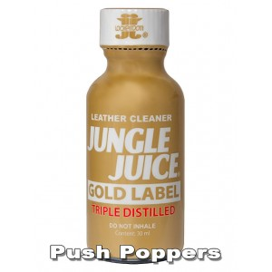 Попперс JUNGLE JUICE Gold Label triple distilled 30 ml