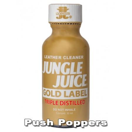 Попперс JUNGLE JUICE Gold Label triple distilled 30 ml