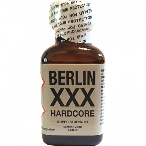 Попперс Berlin XXX hardcore 24 ml