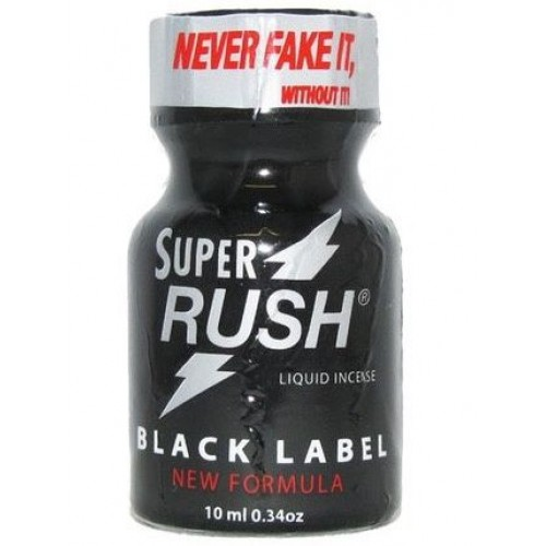 Попперс Super Rush Black Label 10 ml