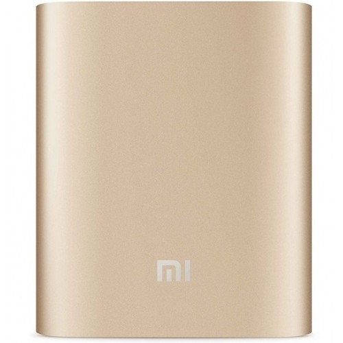 Универсальная батарея Xiaomi Mi power bank 10000mAh Gold ORIGINAL