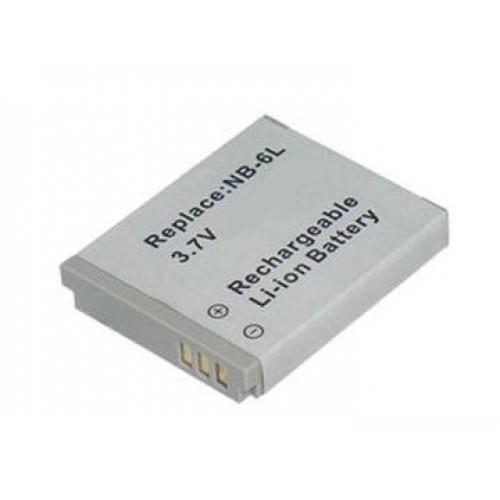 PowerPlant Aккумулятор для Canon NB-6L (1000 mAh) - DV00DV1232