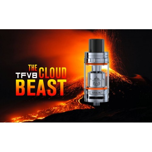 Smok TFV8 Full Kit Black