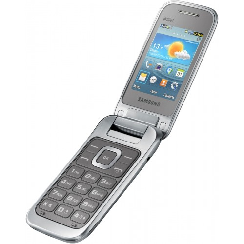 Samsung C3592 (Titanium Silver)