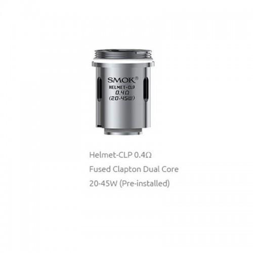 Испаритель Smok HELMET-CLP Fused Clapton Dual 0.4 Ом
