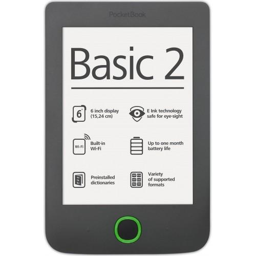 Pocketbook Basic 2 (614) Grey