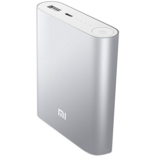 Xiaomi Power Bank 10400mAh (NDY-02-AD) Silver