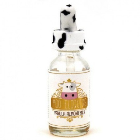 MOO Vanilla Almond Milk 30 ml