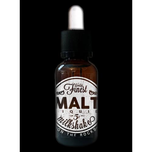 Жидкость MALT SHAKE ON THE ROCKS 30 ml