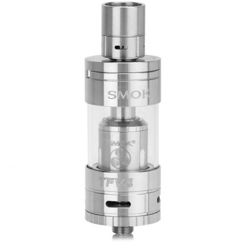Smok TFV4 Full Kit Silver