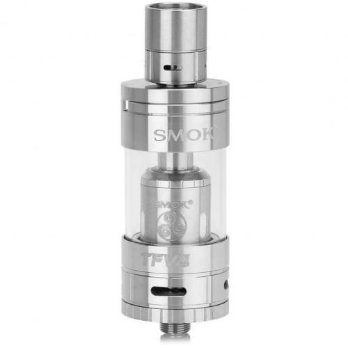 Smok TFV4 Full Kit Silver