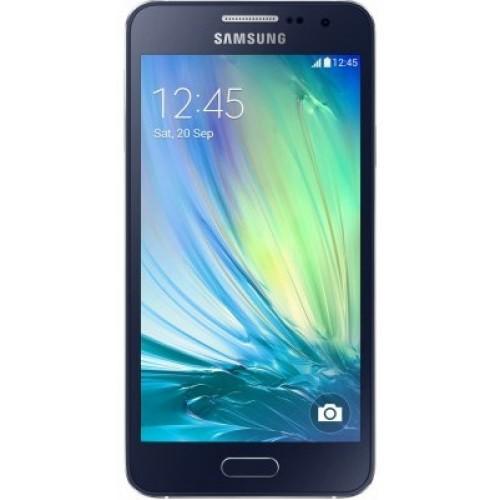 Samsung A300H Galaxy A3 Midnight Black UA UCRF