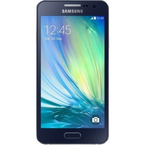 Samsung A300H Galaxy A3 Midnight Black UA UCRF
