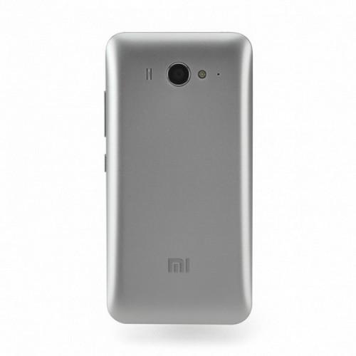 Задняя крышка для Xiaomi Mi2/Mi2s (Silver) ORIGINAL