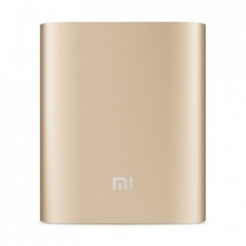 Xiaomi Power Bank 10400mAh (NDY-02-AD) Gold