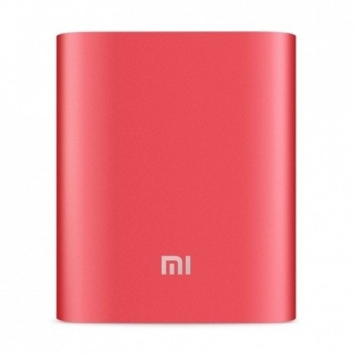 Xiaomi Power Bank 10400mAh (NDY-02-AD) Red