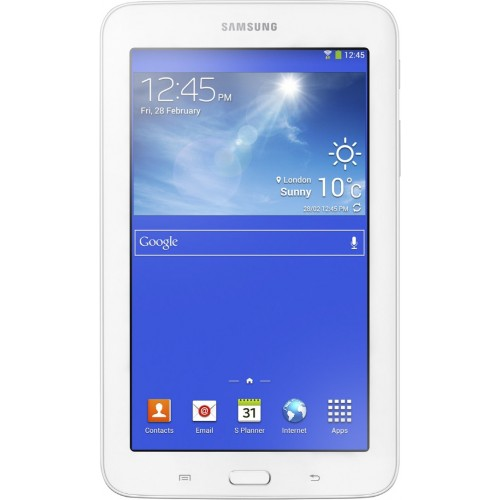 Samsung Galaxy Tab 3 Lite 7.0 8GB White (SM-T110NDWASEK)