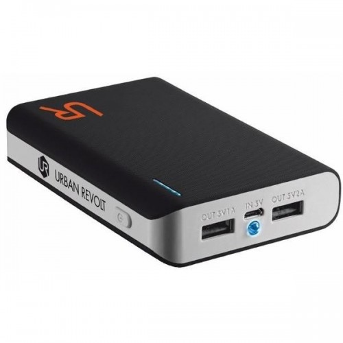 Urban Revolt Power Bank 8800 Black (20070)