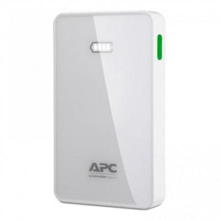 APC Mobile Power Pack, 10000mAh Li-polymer, White M10WH-EC