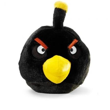 Angry Bird Black