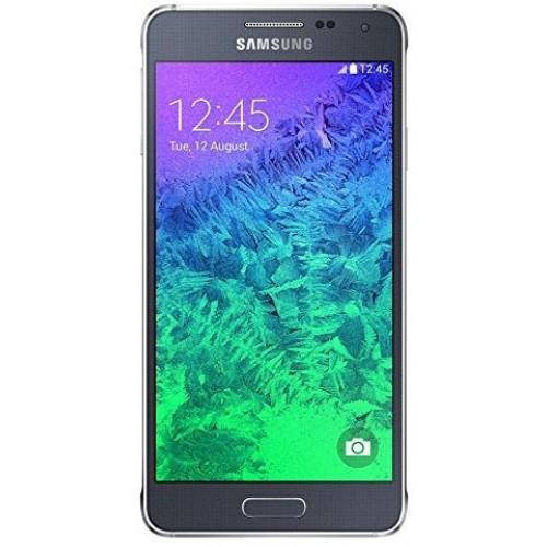 Samsung G850A Galaxy Alpha Charcoal Black
