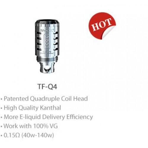 Испаритель Smok TF-Q4 Coil Silver 0,15 Ом
