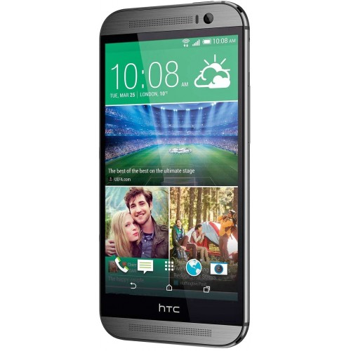 HTC One (M8) Dual Sim Gunmetal Gray UA UCRF