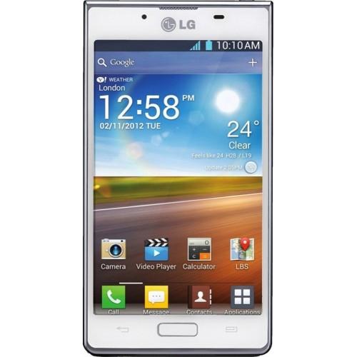 LG P705 Optimus L7 White
