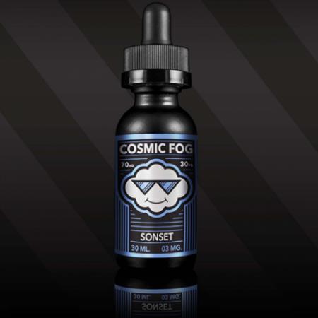 """Жидкость Cosmic Fog """"Sonset"""" (Закат) 30 мл."""