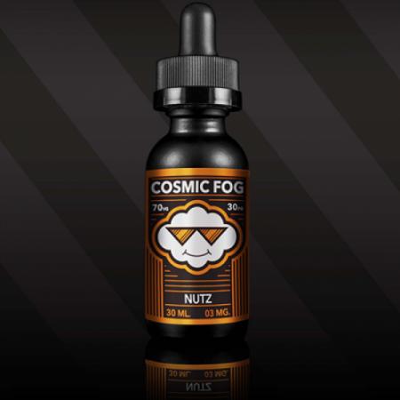 "Жидкость Cosmic Fog ""Nutz"" (Клад) 30 мл."