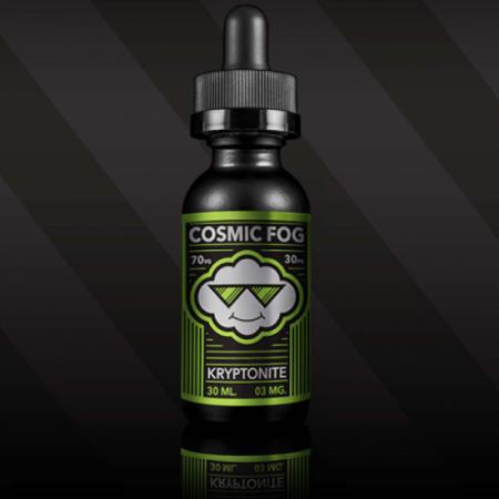 """Жидкость Cosmic Fog """"Kryptonite"""" (Криптонит) 30 мл."""