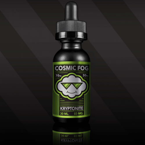 "Жидкость Cosmic Fog ""Kryptonite"" (Криптонит) 30 мл."
