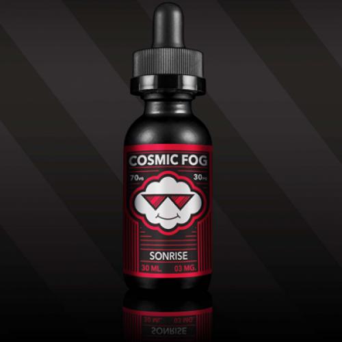 "Жидкость Cosmic Fog ""Sonrise"" (Восход солнца) 30 мл."