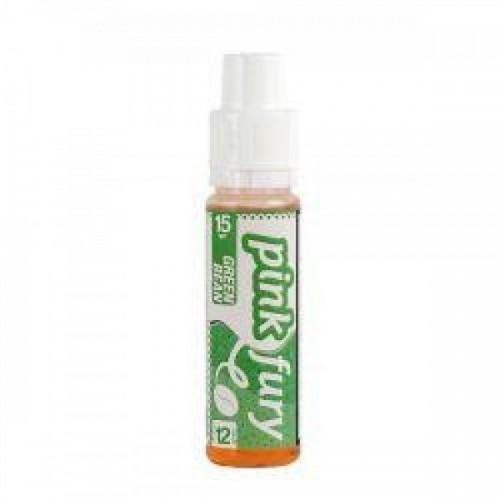 Жидкость для электронных сигарет Pink-Fury Жидкость GREEN BEAN Зеленое кофе 15 мл