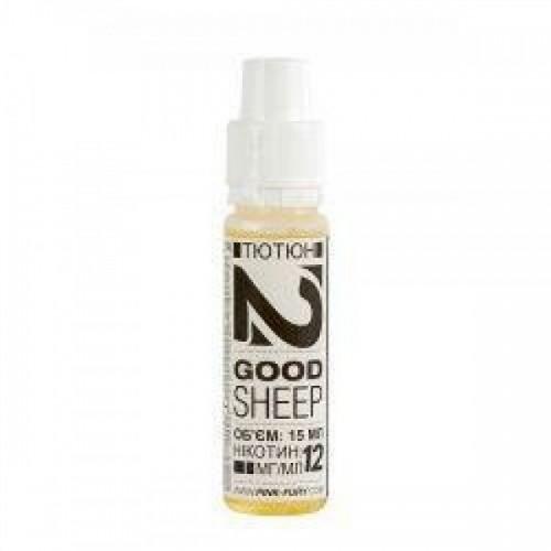 Жидкость для электронных сигарет Pink-Fury Жидкость GOOD SHEEP Табак 15 мл