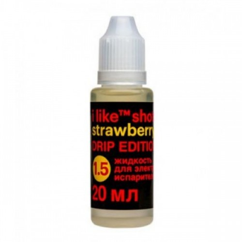 i like shot strawberry merry Drip Edition 20ml