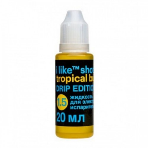 i like shot tropical buzz Drip Edition 20ml