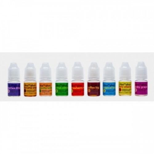 Sample Kit I like shot 9 вкусов (9x5ml)