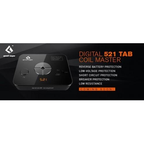 Geekvape Digital 521 Tab Coil Master