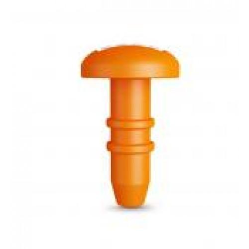 Заглушка от пыли Xiaomi Fun Dust (Orange) ORIGINAL