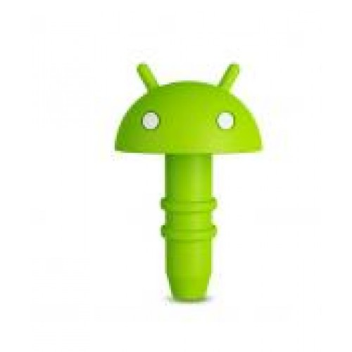 Заглушка от пыли Xiaomi Fun Dust (Green) ORIGINAL