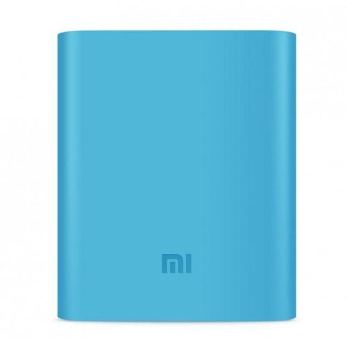Чехол Силиконовый для Xiaomi Power bank 10400 mAh Blue ORIGINAL