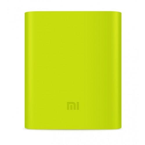 Чехол Силиконовый для Xiaomi Power bank 10400 mAh Green ORIGINAL