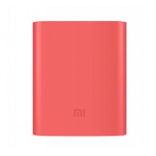 Чехол Силиконовый для Xiaomi Power bank 10400 mAh Red ORIGINAL