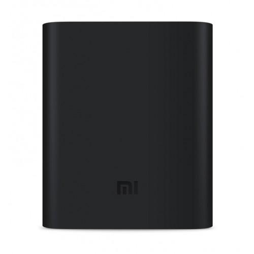Чехол Силиконовый для Xiaomi Power bank 10400 mAh Black ORIGINAL