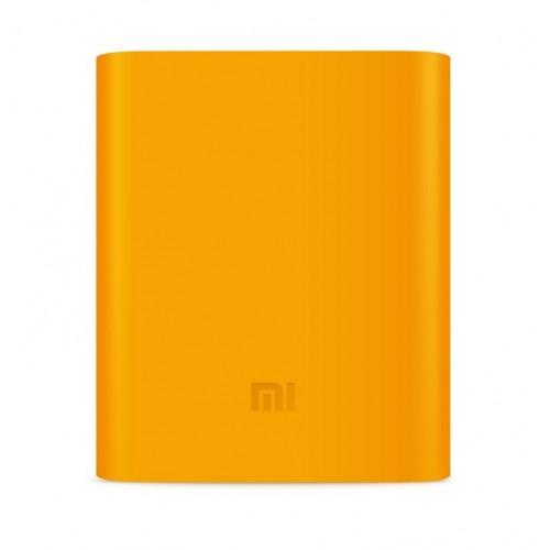 Чехол Силиконовый для Xiaomi Power bank 10400 mAh Orange ORIGINAL